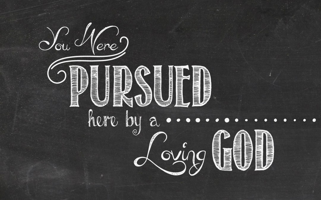Pursued – Worship Intro