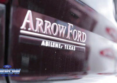 Arrow Ford – Free Ride Sales Event – TV Commercial